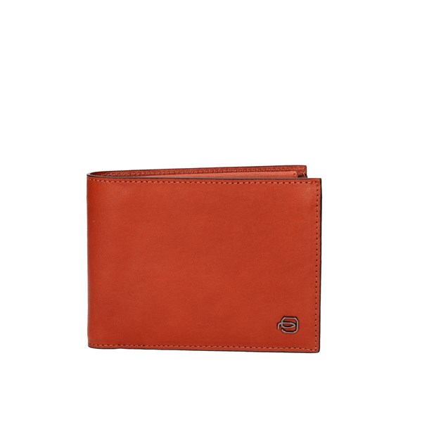 Piquadro Wallets Orange