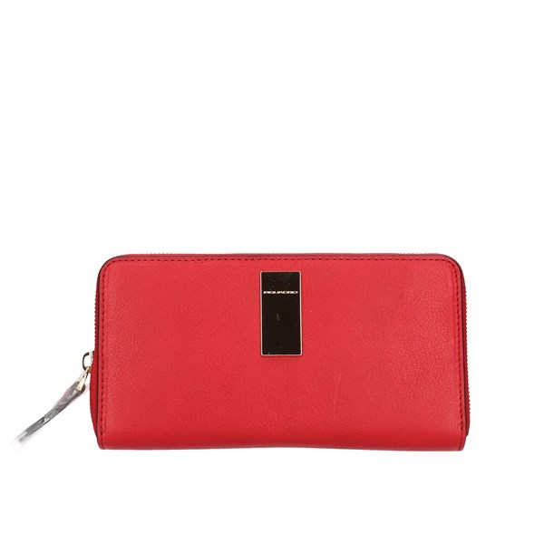 Piquadro With zip Red
