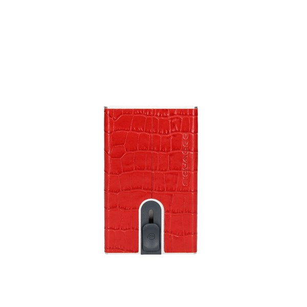 Piquadro Wallets Card Holder Pp4891sor Red