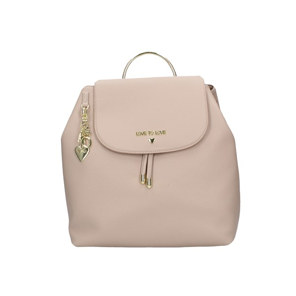 Love To Love Backpacks Beige