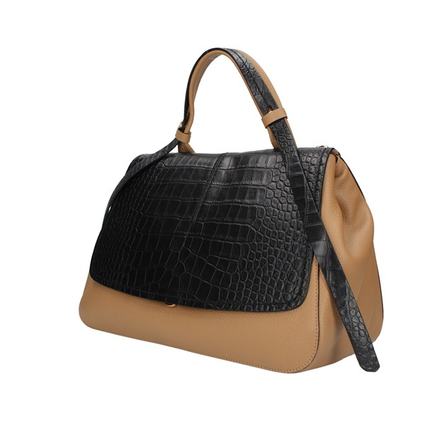 Loristella Hand Bags Brown / black