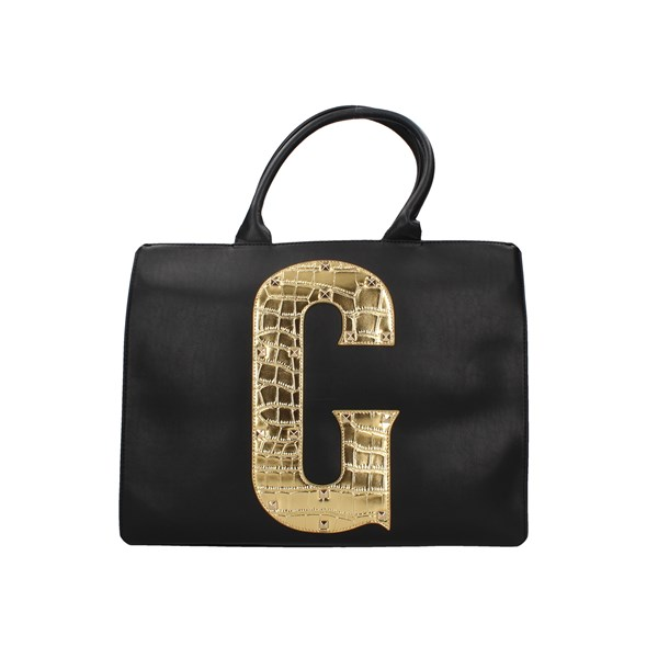 Gaelle Shopping bags Gold