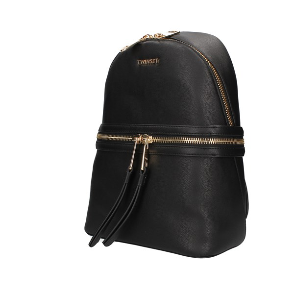 Twinset Backpacks Black