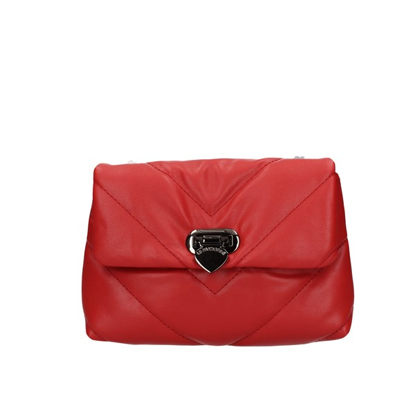 Le Pandorine Shoulder Bags Red
