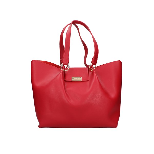Trussardi Jeans Shopping bags Red