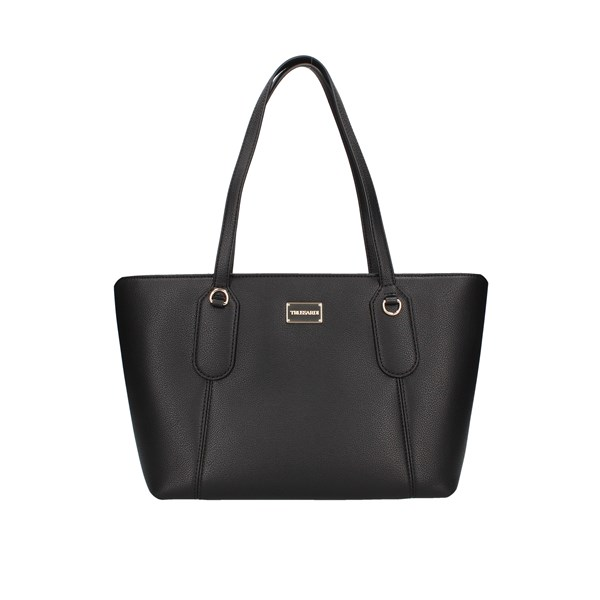 Trussardi Jeans Shopping bags Black