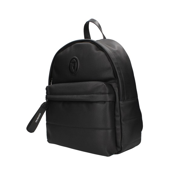 Trussardi Jeans Backpack Black