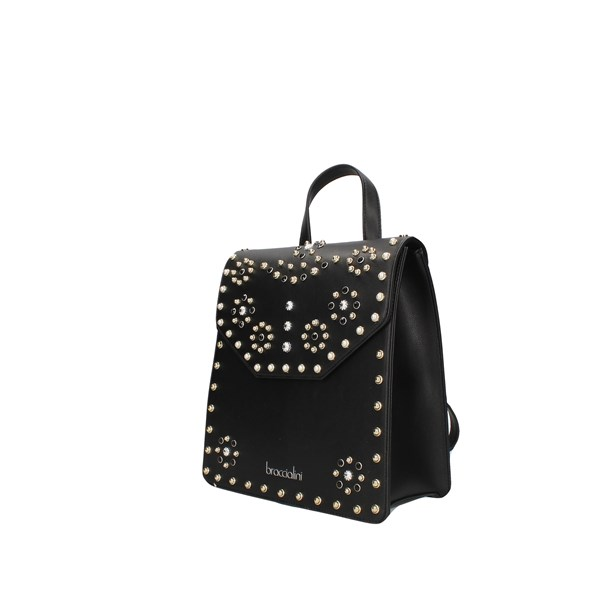 Braccialini Backpacks Black