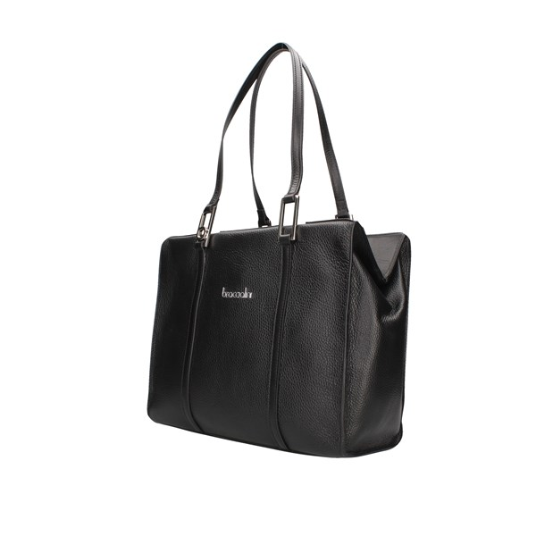 Braccialini Shopping bags Black