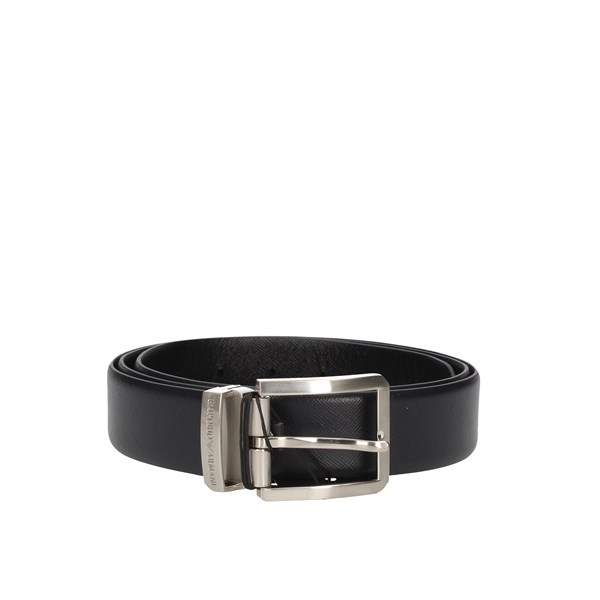 Emporio Armani Belts Blue / black