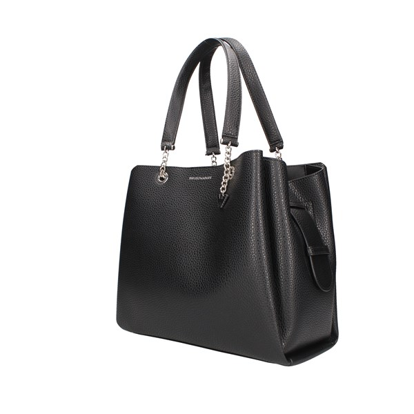 Emporio Armani Shopping bags Black