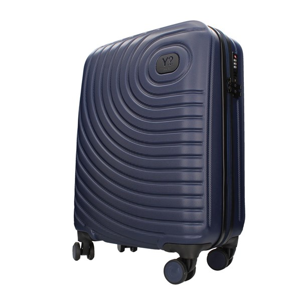 Ynot? Big carry-on Blue