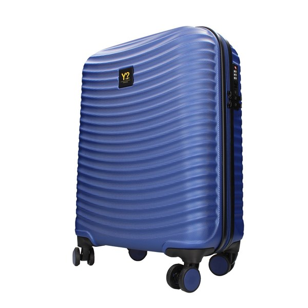 Ynot? Small carry on Blue