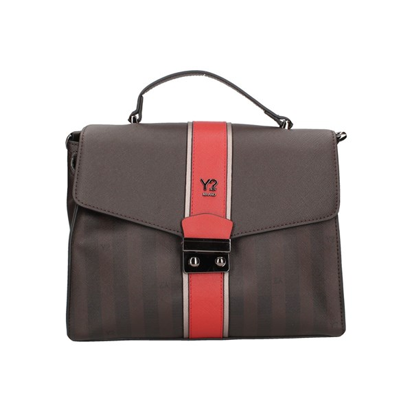 Ynot? Handbag Brown