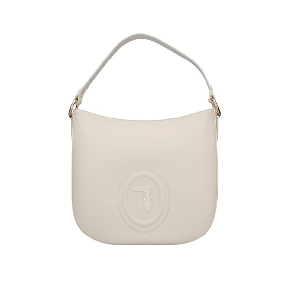 Trussardi Jeans Shoulder bag Cream