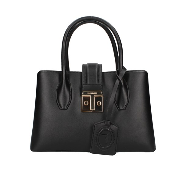 Trussardi Jeans Shoulder bag Black