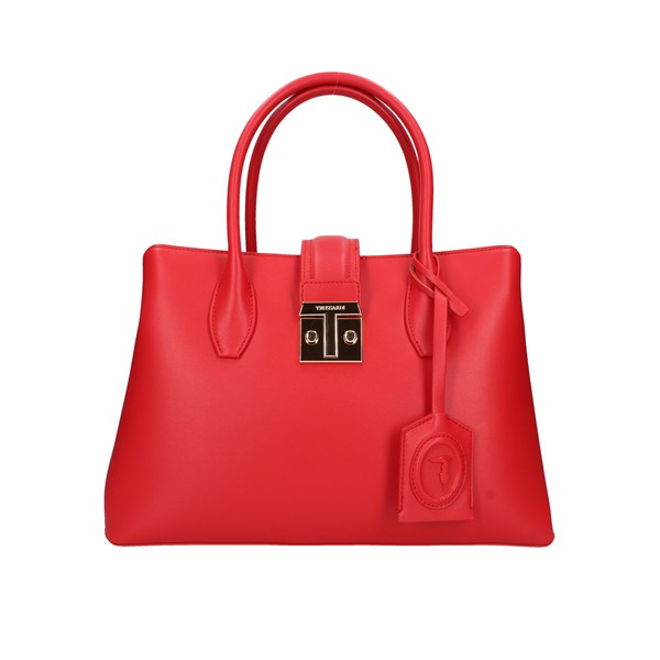 Trussardi Jeans Shoulder bag Red