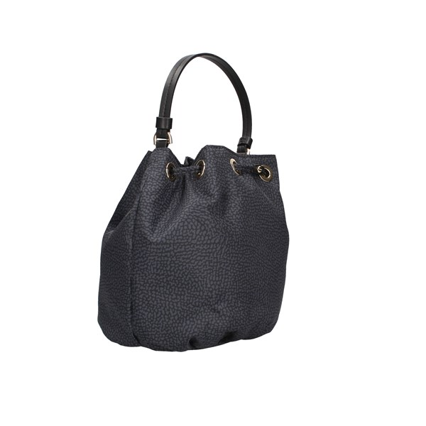 Borbonese Shoulder Bags Bucket Bags Woman 934441i15 3