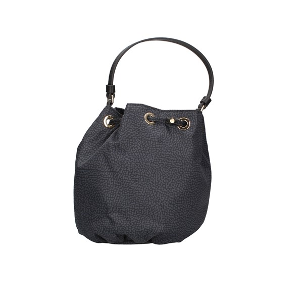 Borbonese Shoulder Bags Bucket Bags Woman 934441i15 4