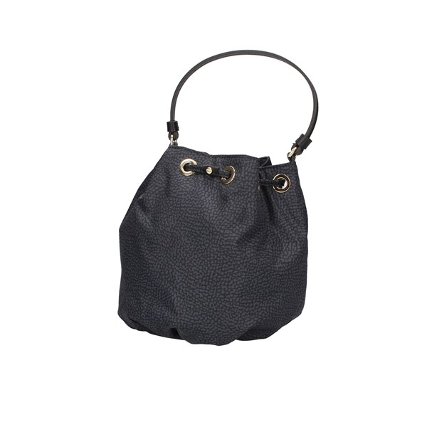 Borbonese Shoulder Bags Bucket Bags Woman 934441i15 5