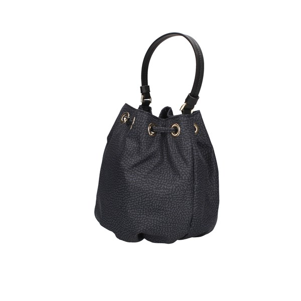 Borbonese Shoulder Bags Bucket Bags Woman 934441i15 6