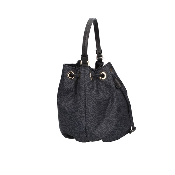 Borbonese Shoulder Bags Bucket Bags Woman 934441i15 7