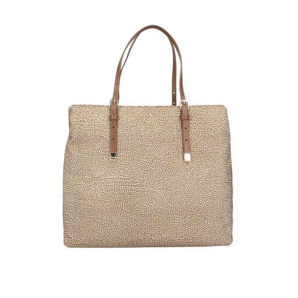 Borbonese Shopping bags Shopping bags 934092i15 Beige / brown