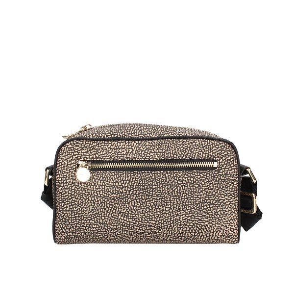Borbonese Shoulder Bags Op.nat / black