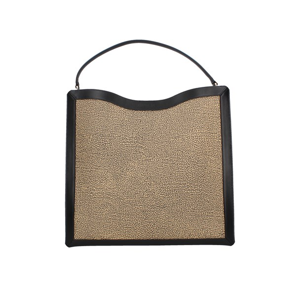 Borbonese Shopping bags Op Nat./black