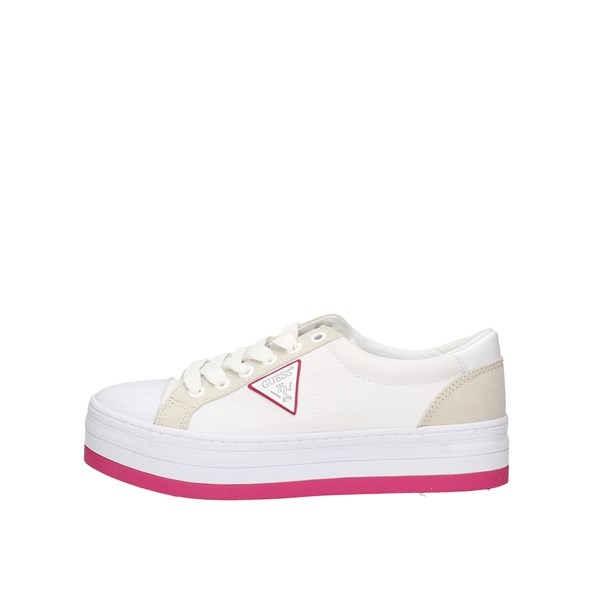 Guess  low White / pink