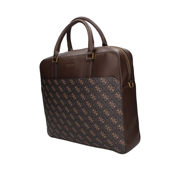 Guess Briefcase Brown