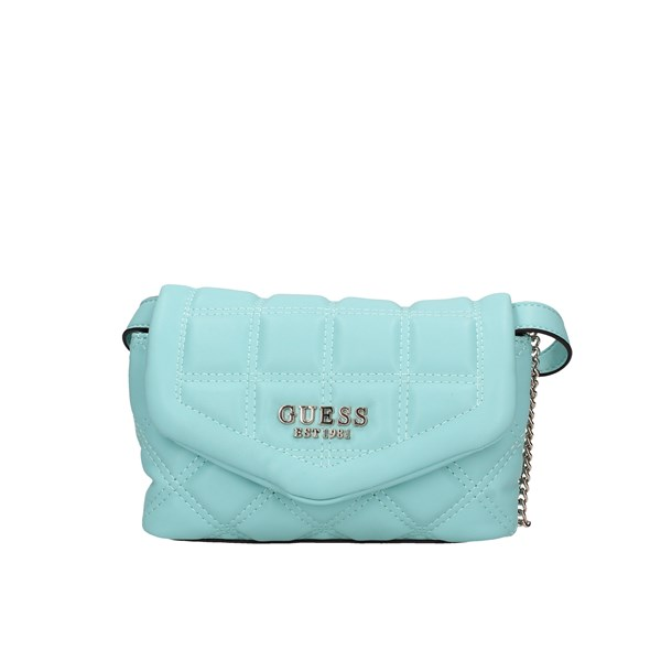 Guess Pouch Green Water