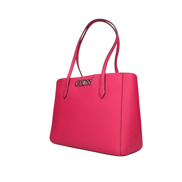 Guess Shoulder bag Fuchsia