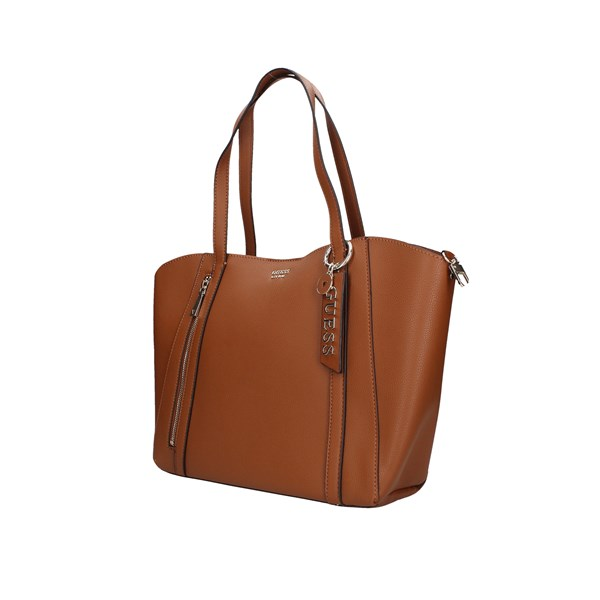 Guess Shoulder bag Cognac