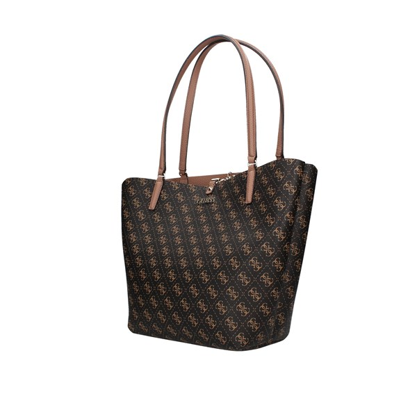 Guess Shopping bags Brown
