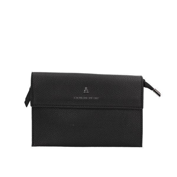 Atelier Du Sac Shoulder Bags Black