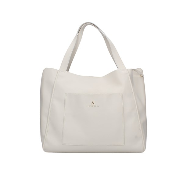 Atelier Du Sac Shopping bags White