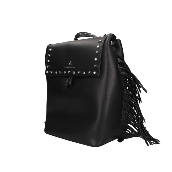 Atelier Du Sac Backpacks Black