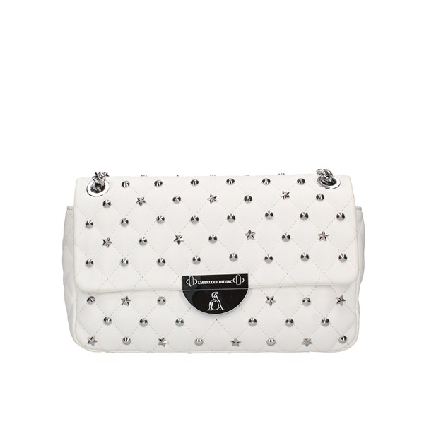 Atelier Du Sac shoulder bags White