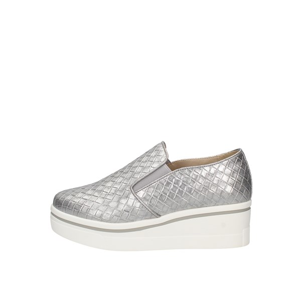 Gold&gold Slip on Silver