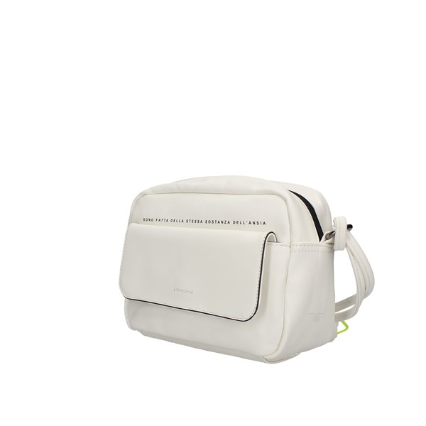 Le Pandorine Shoulder belt White