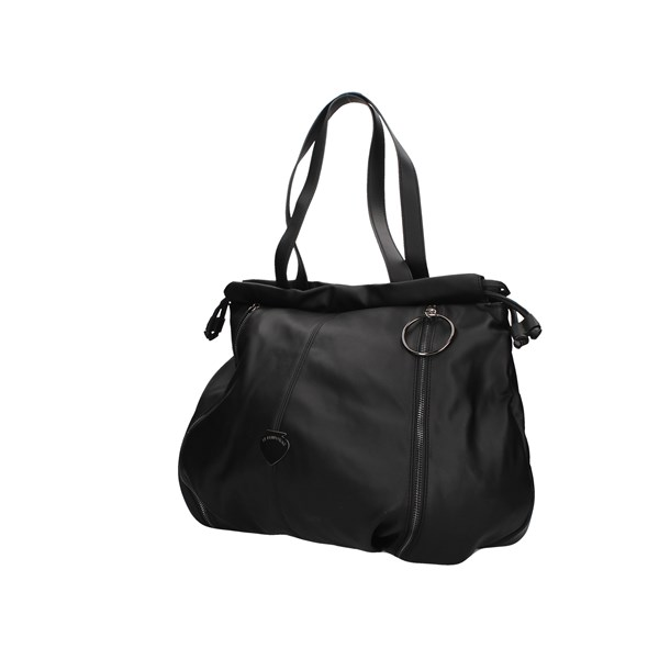 Le Pandorine Shopping Bag Black