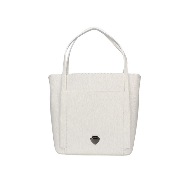 Le Pandorine Shopping Bag White