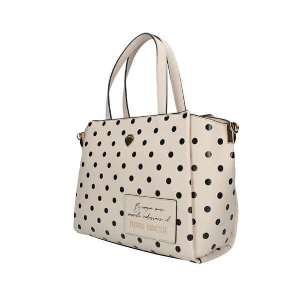 Le Pandorine Shoulder bag White