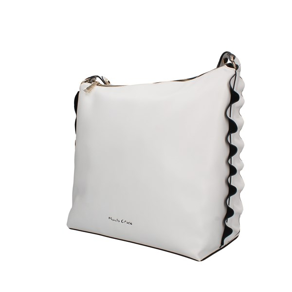 Manila Grace Shoulder bag White
