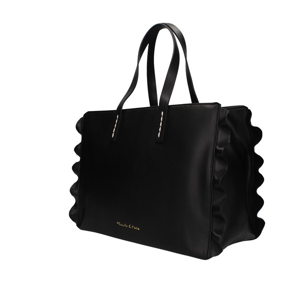 Manila Grace Handbag Black