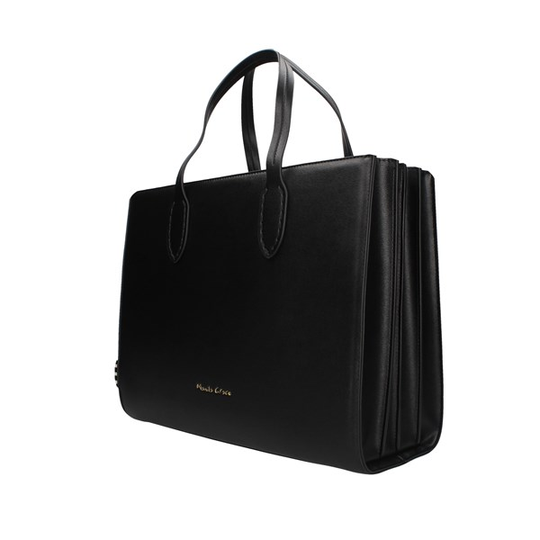 Manila Grace Shopping Bag Black
