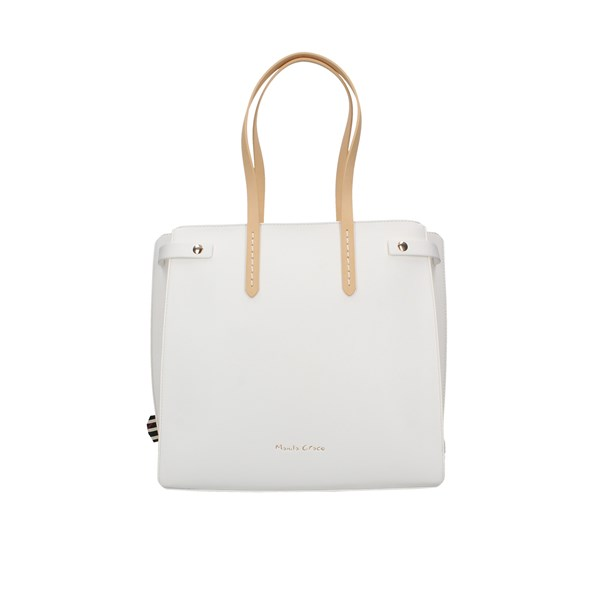 Manila Grace Shopping bags White
