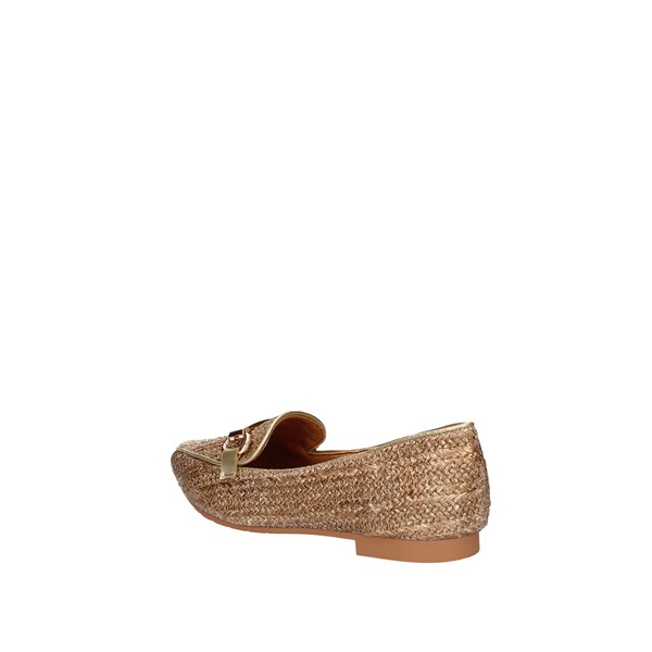 Francesco Milano Loafers Bronze