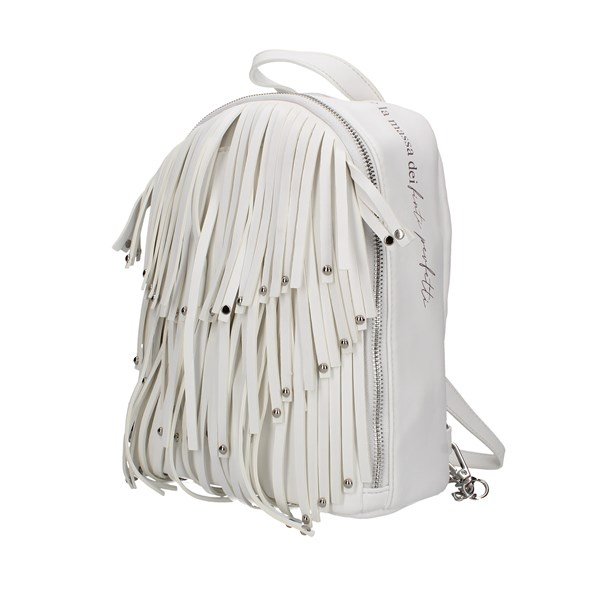 Le Pandorine Backpacks White